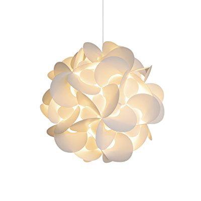 Akari Lanterns Medium Rounds 18 Wide Warm White Glow Modern Unique Ceiling Hanging Light Fixtures