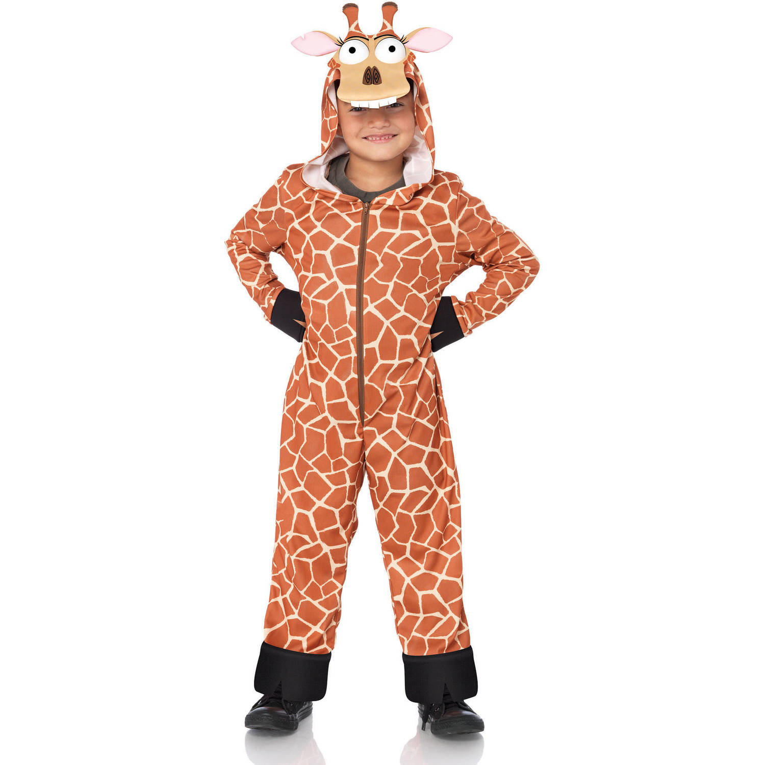 leg avenue madagascar melman the giraffe child halloween costume walmartcom