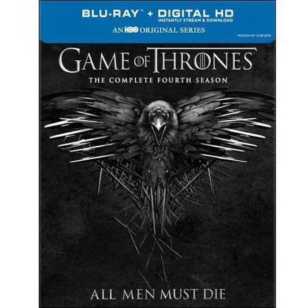 Game Of Thrones  The Complete Fourth Season  Blu Ray
