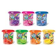 Cra-Z-Art Softee Dough Scentz, 4oz Scented Multicolor Cans