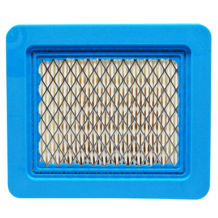 Replacement Toro 20028 (9900001-9999999)(1999) Lawn Mower Flat Air Filter Cartridge - Compatible Toro 119-1909
