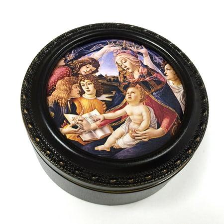 Madonna Box (Botticelli Madonna of the Magnificat Keepsake)