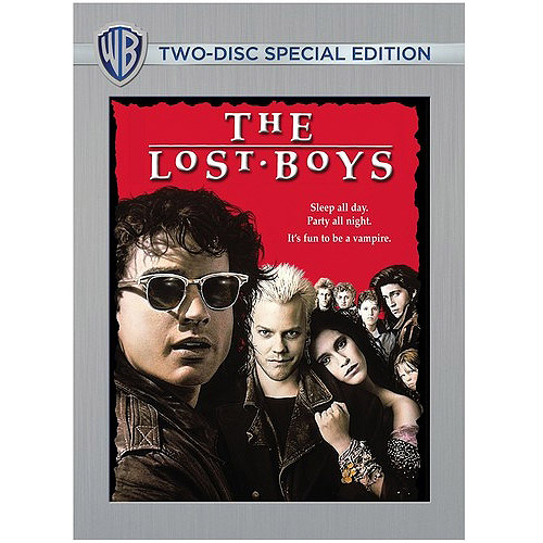 LOST BOYS (DVD/SPECIAL EDITON/2 DISC/WS/O-SLEEVE)