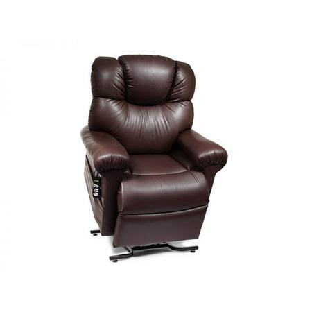 Golden Technologies Power Cloud PR512 MLA MaxiComfort Series Dual Motor Lift Chair Zero Gravity Recliner with Power Articulating Headrest - Buckskin Tan -