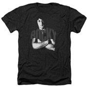 Rocky Shirt Mens Heather Shirt