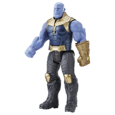 - Marvel Infinity War Titan Hero Series Thanos with Titan Hero Power FX Port