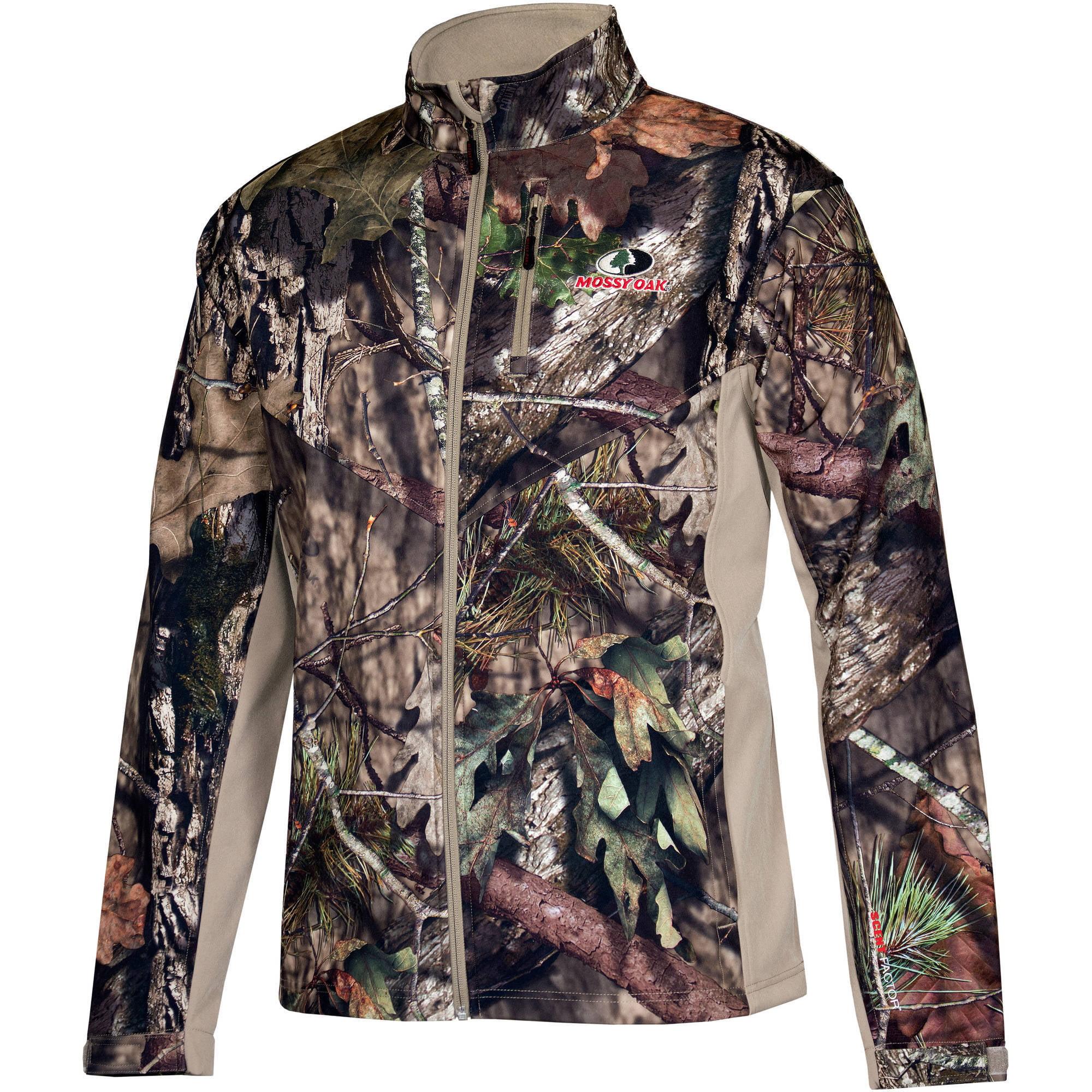 Men's Softshell Jacket by IMPORT-MAHCO INC