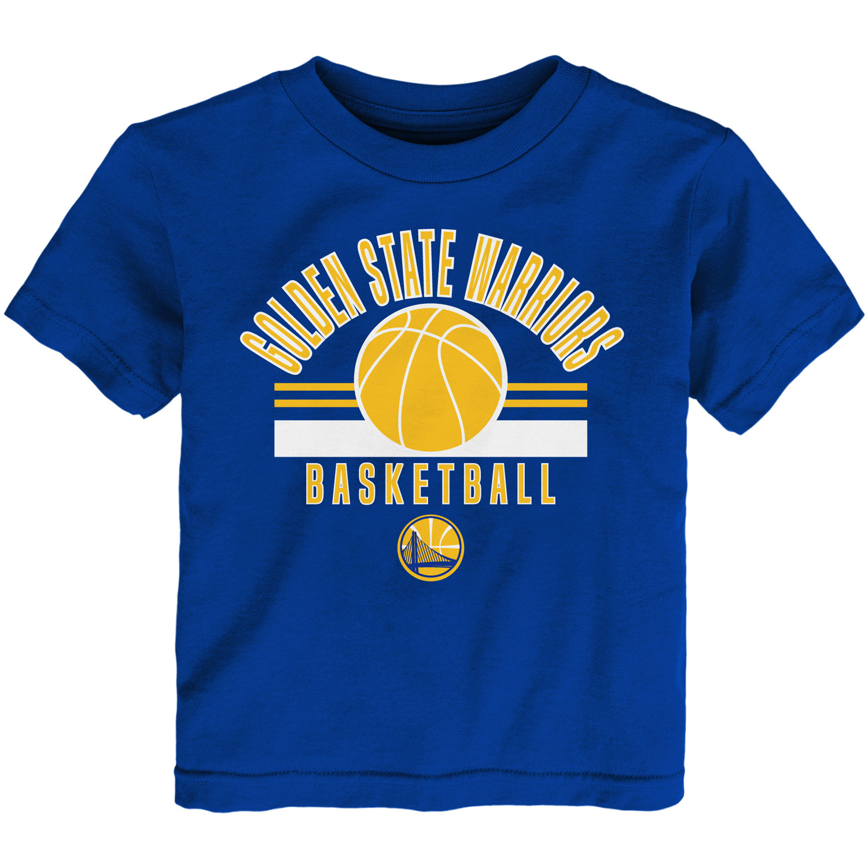 Toddler Royal Golden State Warriors NBA T-Shirt