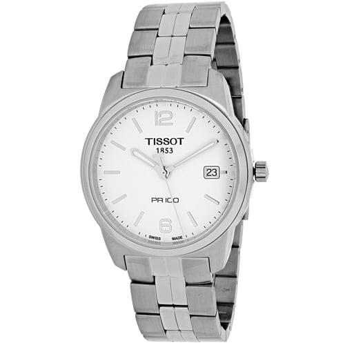 Tissot Men's PR 100 Watch Quartz Sapphire Crystal T049410...