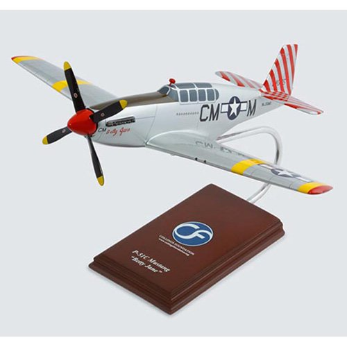 Daron Worldwide North American Aviation P-51D Betty Jane Model Airplane by Toys and Models Corporation
