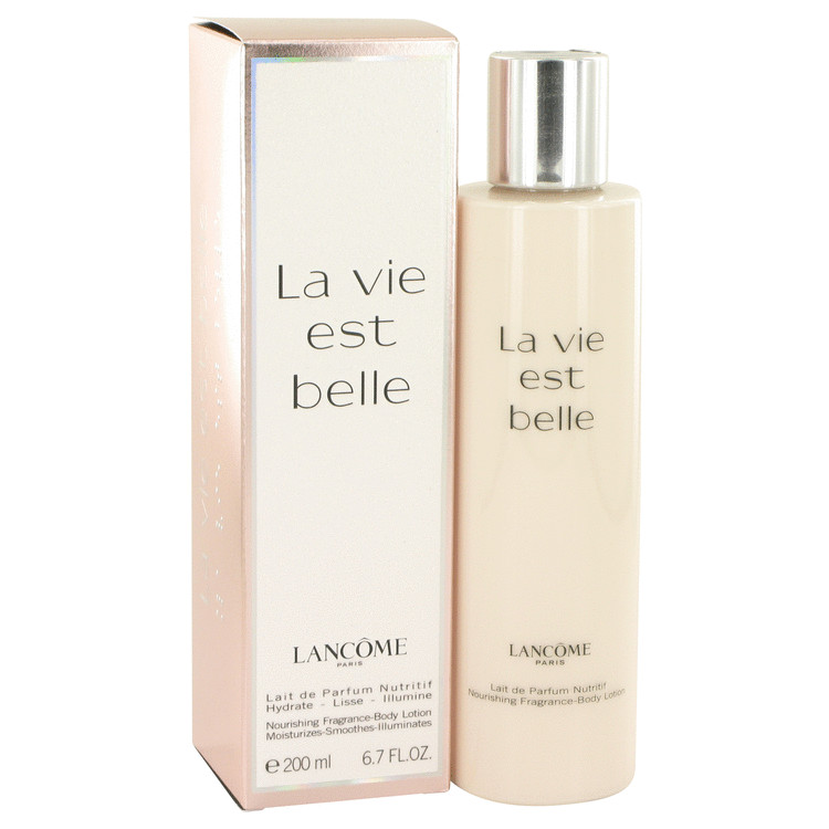 Lancome Lancome Body Lotion Nourishing Fragrance 6 7 Oz Women Walmart Com Walmart Com