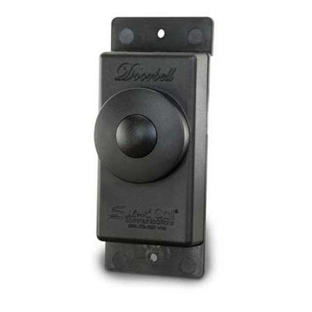 Silent Call DB4-SS Signature Series Wireless Doorbell Transmitter