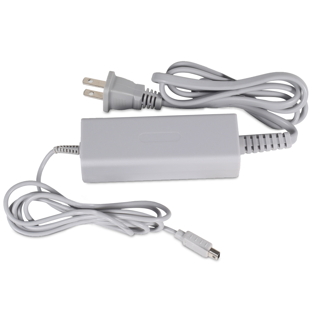 fosmon nintendo wii u gamepad power charging ac adapter input fosmon nintendo wii u gamepad power charging ac adapter input ac100 240v output 4 75v 1 6a com