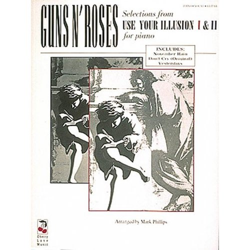 Guns N Roses Selections from Use Your Illusion 1 & 2 for Piano