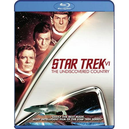 Star Trek VI: The Undiscovered Country (Blu-ray) (Star Trek Vi The Undiscovered Country Cast)