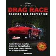 How to Build a Winning Drag Race Chassis and SuspensionHP1462 - eBook