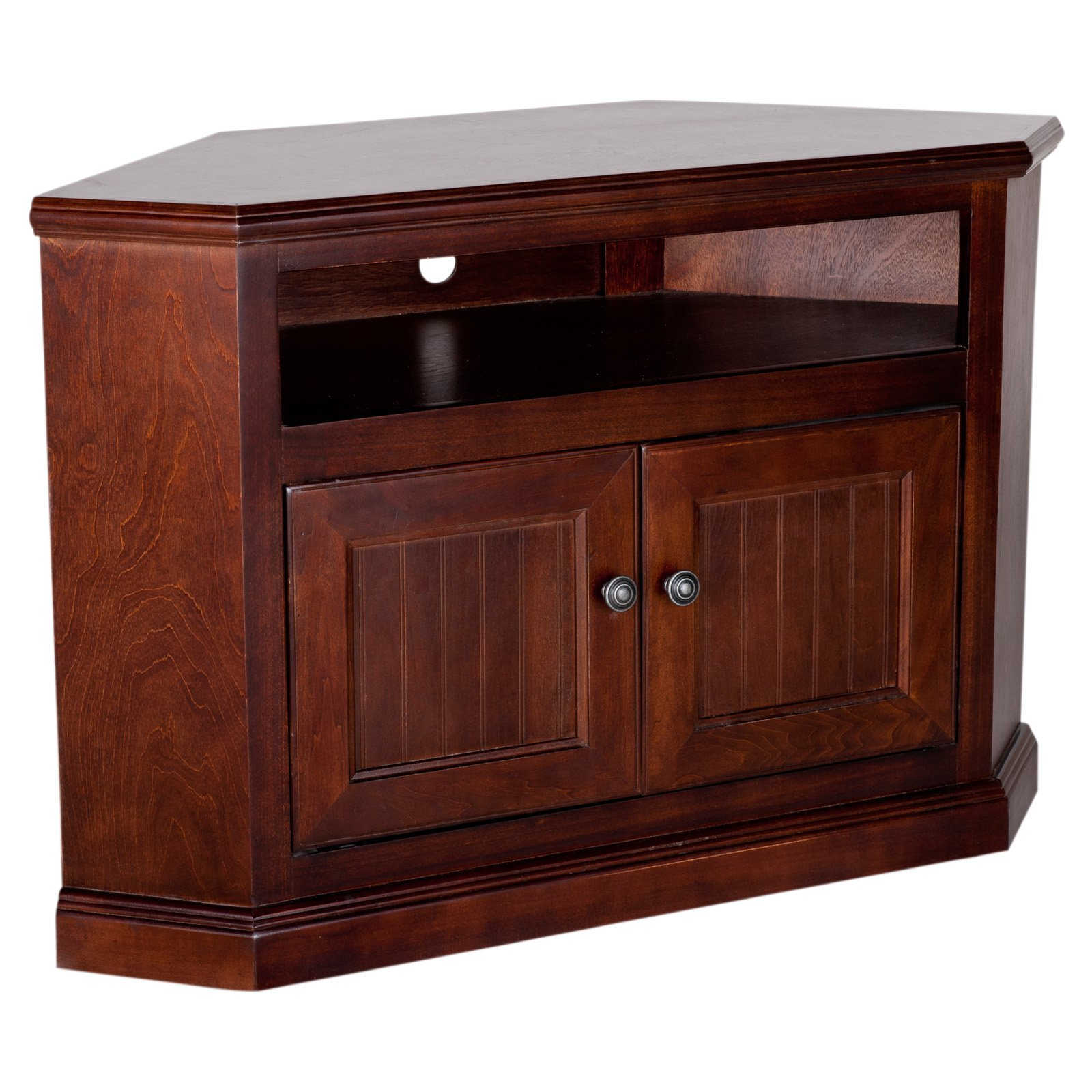 Eagle Furniture Coastal 41 in. Corner Entertainment Center