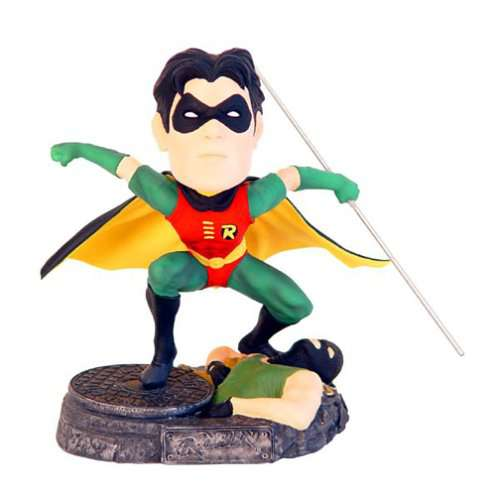 DC Headstrong Heroes Robin Bobble Head
