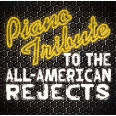 Piano Tribute To The All-American Rejects / Var