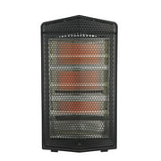 Best Electric Space Heaters - Mainstays 1500W Quartz Electric Space Heater, WSH20Q3ABB, Black Review