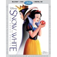 Snow White and the Seven Dwarfs (Blu-ray + DVD)