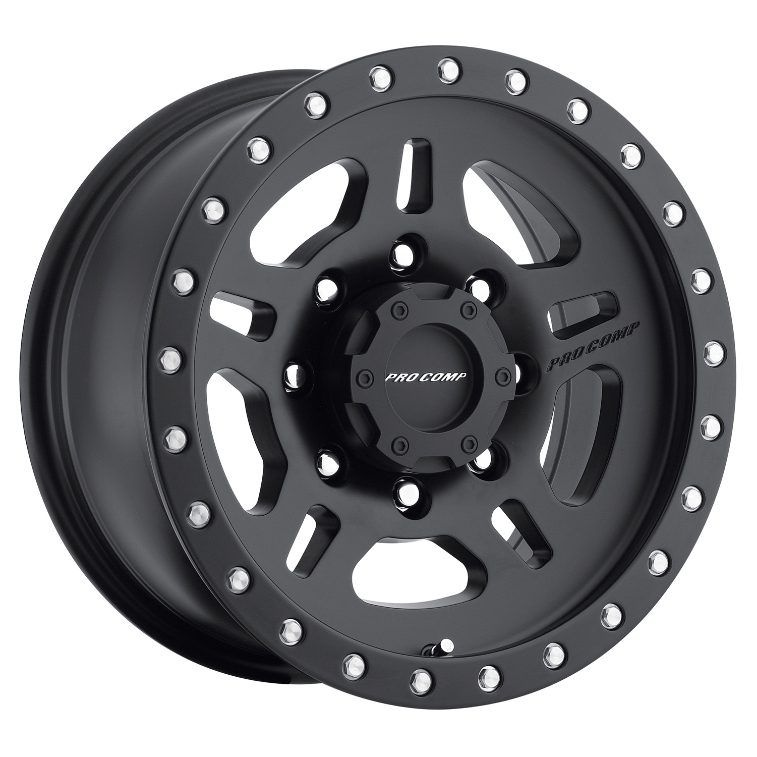 Pro Comp Alloy 5029-78573 Xtreme Alloys Series 5029 Black Finish