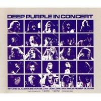 Deep Purple In Concert 1970 & 1972 (CD)