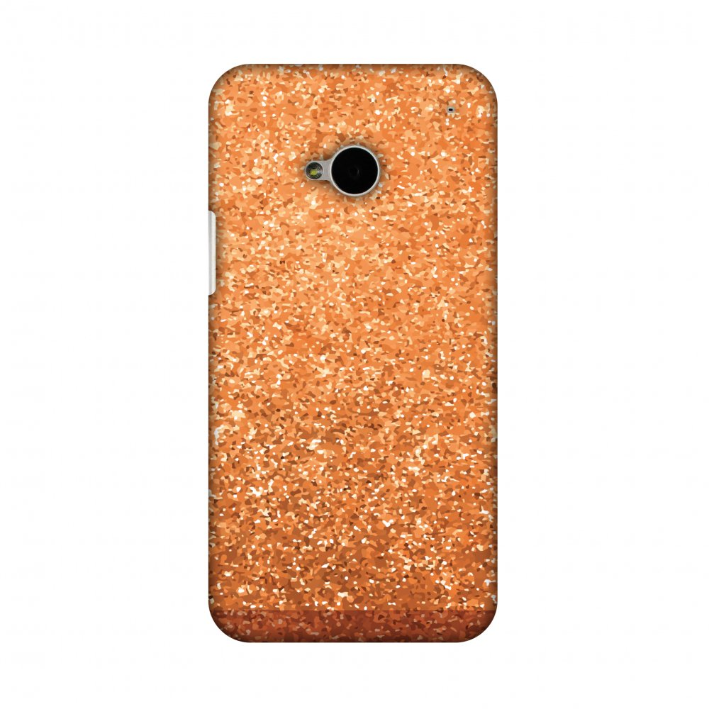 HTC One M7 Case, Premium Handcrafted Printed Designer Hard ShockProof Case Back Cover for HTC One M7 - All That Glitters 2