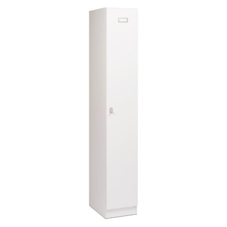 Mudroom Lockers (Prepac Elite Locker - White)