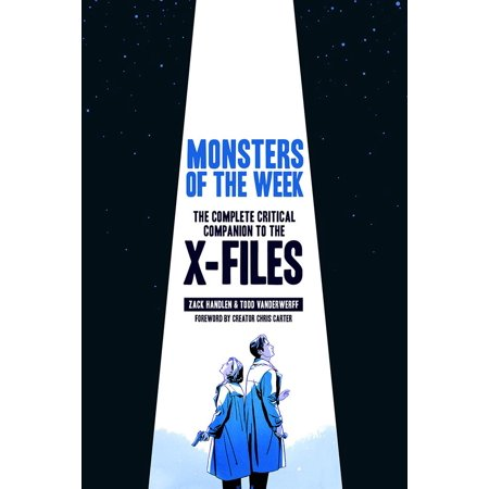 Monsters of the Week : The Complete Critical Companion to The (Critical Capabilities For Scale Out File System Storage)