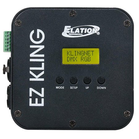 american dj ez kling | dmx intelligent controllers rj45 to dmx / rj45 to klingnet American Dj Intelligent Light