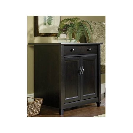 Edge Water Utility Stand in Estate Black Finish