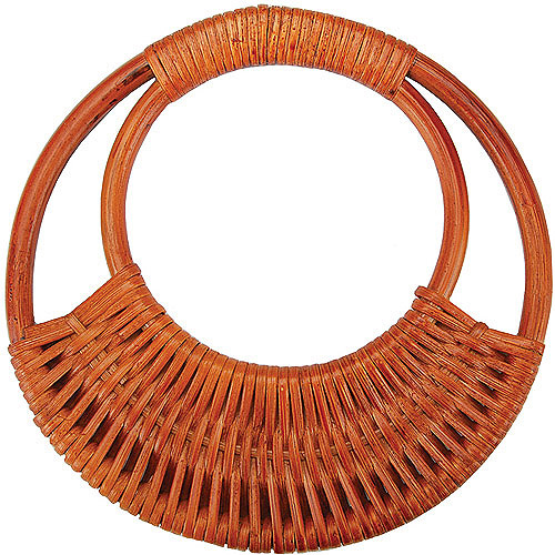 "Sunbelt Fasteners Rattan Purse Handle, 7.1/16"" Round"