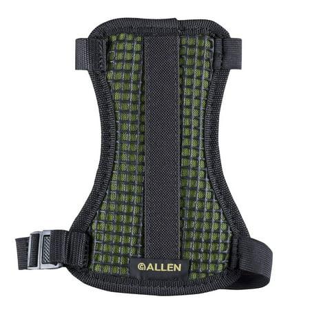 Medium Mesh Archery Armguard, Green by Allen Company