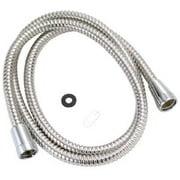 """59"""" Stainless-steel Heavy-duty Shower Hose, BrassCraft, 682-812"""