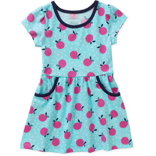 Healthtex Baby Toddler Girl Knit Essential Dress