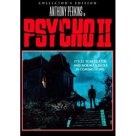 Psycho II (Collector's Edition) (DVD) (Halloween 2 Collector's Edition)