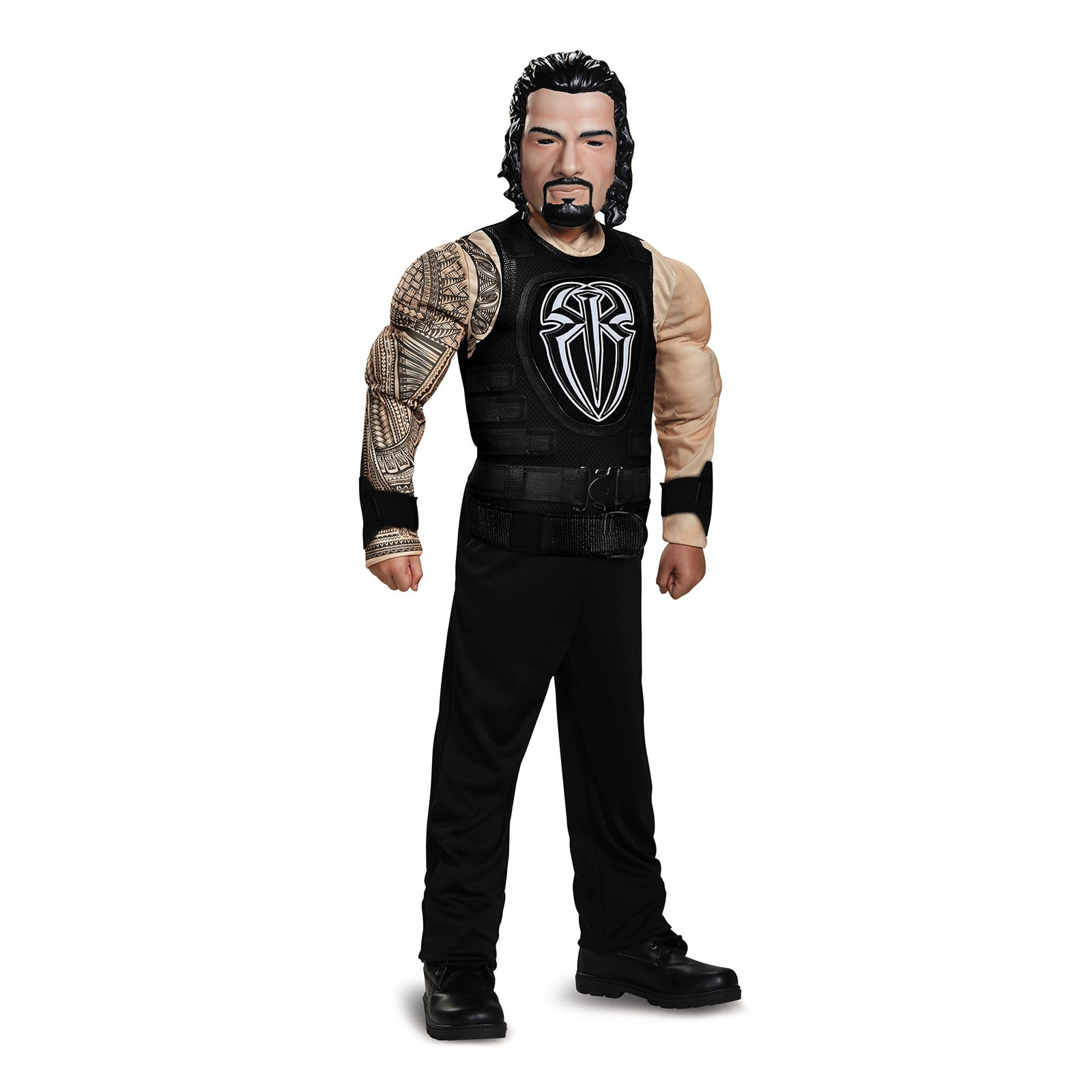 Wwe costumes wwe roman reigns classic muscle child costume solutioingenieria