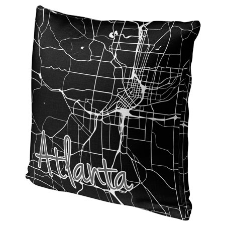 Kavka Designs Atlanta Accent Pillow
