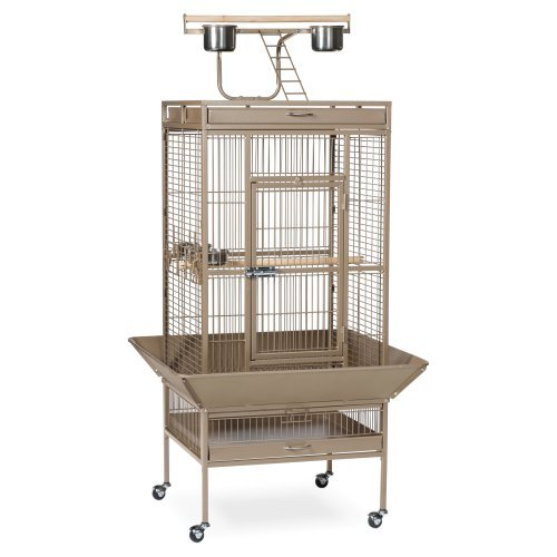 Prevue Pet Products Select Wrought Iron Parrot Cage 3152
