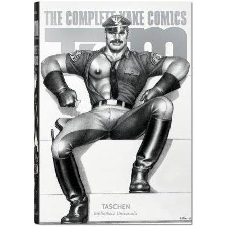 Tom of Finland. the Complete Kake Comics (Halloween Psychology Comic)
