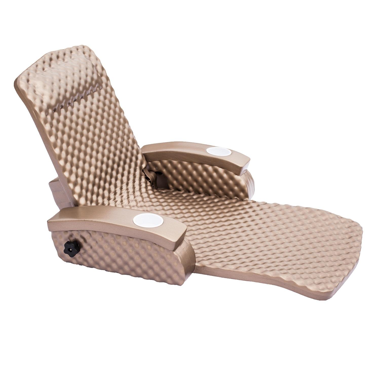 Texas Recreation Super-Soft Adjustable Recliner, Bronze