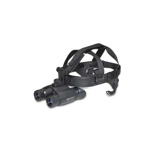 Night Owl Optics NOBG1 Tactical Binoculars with Night Vision by Night Owl