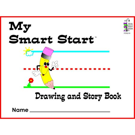 Frog Street Press Teacher Created Resources Signature Line Smart Start Drawing And Story (Resources Frog)