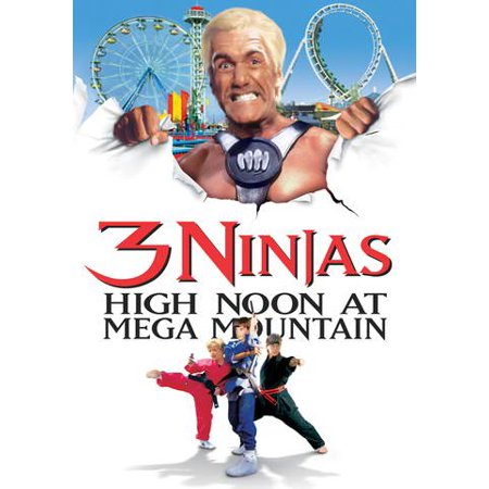 3 Ninjas: High Noon At Mega Mountain (Vudu Digital Video on Demand)](Halloween At High Noon)