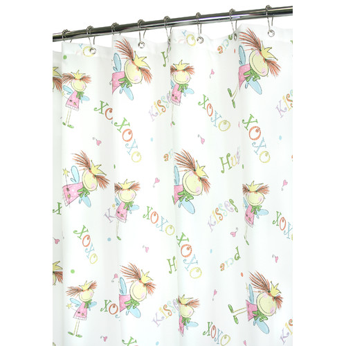 WATERSHED 72X72 FAIRY LUV SHOWER CURTAIN