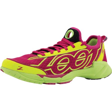 Zoot Ovwa 2.0 Run Shoe: Pink/Yellow~ Women's US 10.5