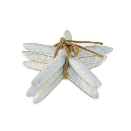 Nautical Décor - Resin White Starfish - Nautical Supply Shop
