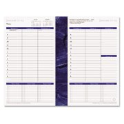 Fc Organizational Products Monticello Dated Weekly/Monthly Planner Refill, 5 1/2 x 8 1/2, 2016 37062