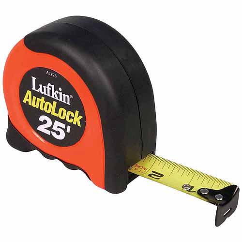 Apex Tool Group, LLC-Tools AL725 25' Autolock Tape Measure